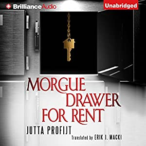 Morgue Drawer for Rent Audiobook