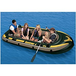 400 Seahawk Inflatable Boat