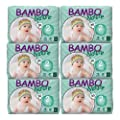 Bambo Nature Premium Eco-Friendly Diapers, 2 Mini 30 ea