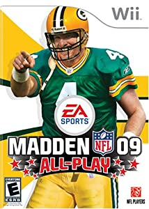 Madden NFL 09 All-Play - Nintendo Wii by Electronic Arts