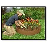 """Easy Gardener Garden Bed 42 """" X 6 """" Wood"""