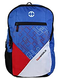 Casual College Laptop Bag For 15.6 Inch Laptop - TANWORLD - TWLTBP03 Printed Laptop Bag - Daypack - Casual Backpack...