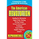 The American Revolution: Common Core Lessons & Activities