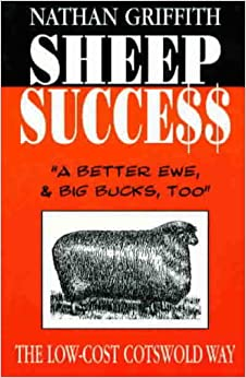 Sheep Success Cover with Old Cotswold Drawing