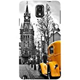For Samsung Galaxy Note 3 :: Samsung Galaxy Note III :: Samsung Galaxy Note 3 N9002 :: Samsung Galaxy Note N9000 N9005 Beautiful Car ( Vintage Image, Vintage Images With Yellow Car, Yellow Car, Nice Car, Beautiful Car, Car ) Printed Designer Back Case Cov
