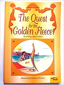 quest of the golden fleece Jason and the quest of the golden fleece from greek gods, heroes, and men by  caroline h and samuel b harding.
