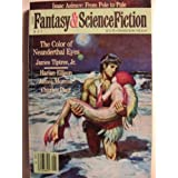 The Magazine of Fantasy and Science Fiction, May 1988 (Volume 74, No. 5)