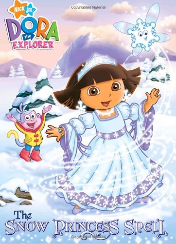 The Snow Princess Spell (Deluxe Coloring Book)