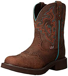 Justin Boots Women\'s Gypsy Collection 8\