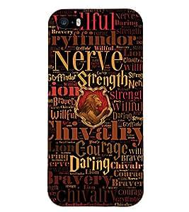 MENTAL MIND DESIGNER HARD SHELL BACK COVER CASE FOR APPLE Iphone 5C