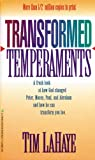 Transformed Temperaments (0842373047) by Tim LaHaye