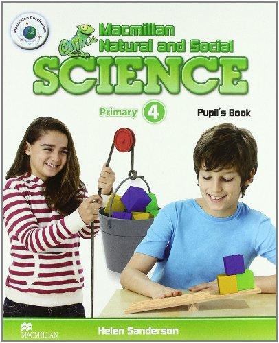 MNS SCIENCE 4 Pb (Macmillan Natural and Social Science)