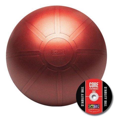 GoFit 55cm Professional Stability Ball
