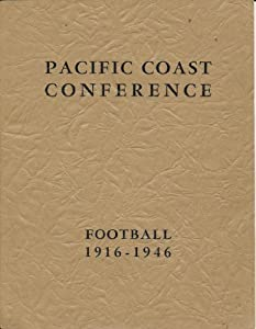 1947 Pacific Coast pac-10 College Football Record Book
