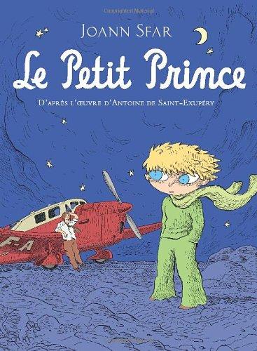 Le Petit Prince Graphic Novel