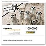 Amazon.de Gutschein per E-Mail (Von u...