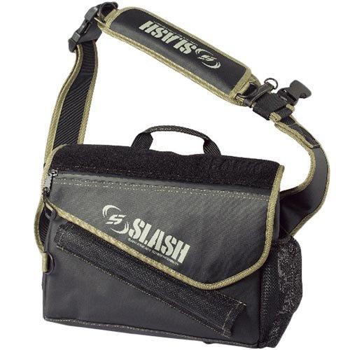 スラッシュ(SLASH) タクティカルランガンBAG ブラック×カーキー SL-126の商品画像
