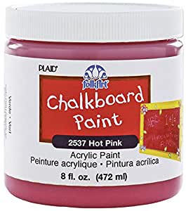 White, 8 oz. Acrylic Chalkboard Paint