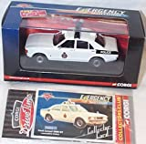 Corgi Ford Consul 3000 GT Emergency Motors 1.43 scale limited edition diecast model