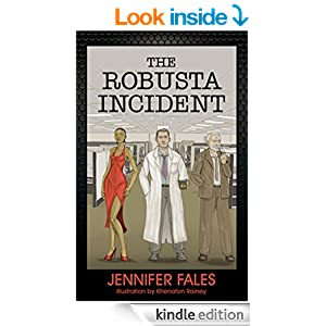 robusta incident book cover