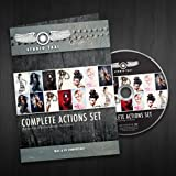 Studio Taxi Complete Action Set Artistic Photoshop Actions Over 140 Actions