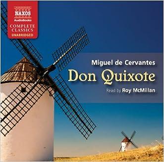 Don Quixote (Naxos Complete Classics)