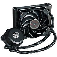 MasterLiquid Lite 120 All-in-one CPU Liquid Cooler w/ Dual Chamber Pump (Black)