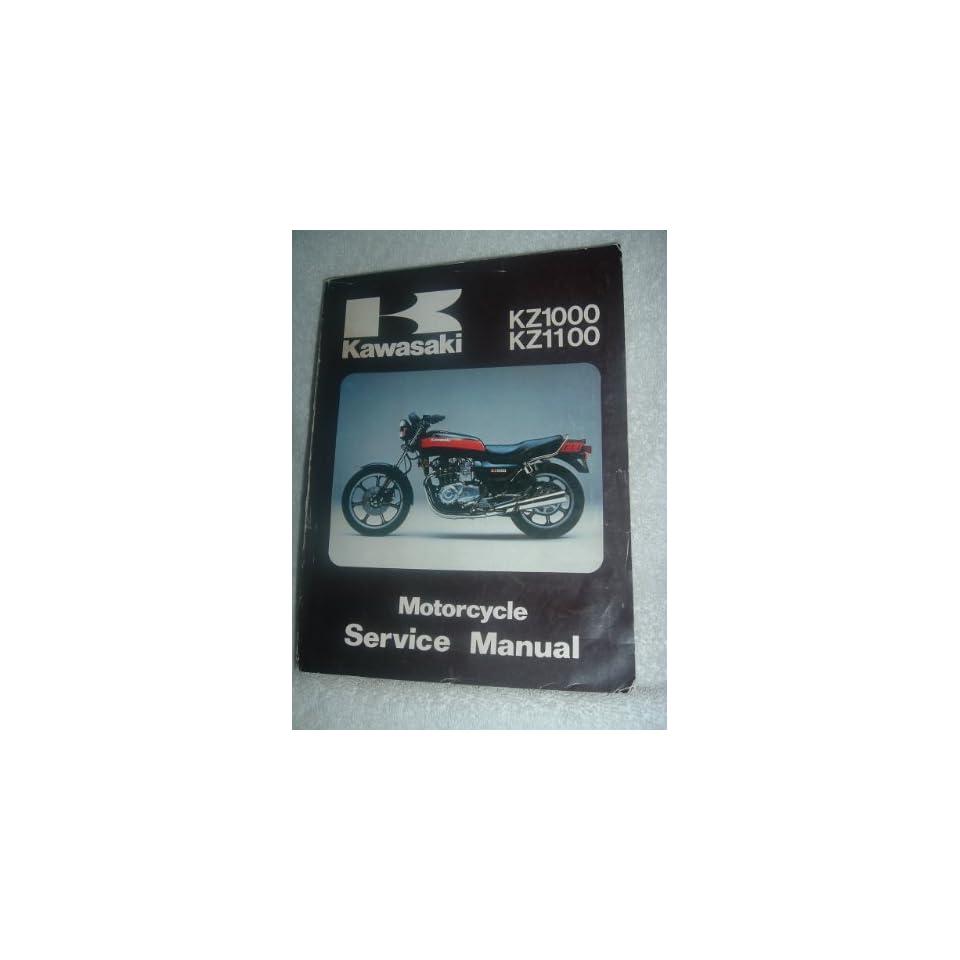 ef94e9c019be6 ... Array - kawasaki motorcycle service manual kz1000 and kz1100 on  popscreen rh popscreen com