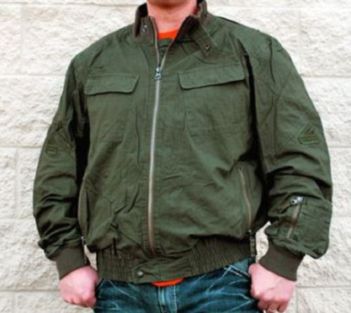 e89502bac6511 Hein Gericke Bomber Jacket. Casual Motorcycle Wear. Midweight. HGMEN  (Medium)