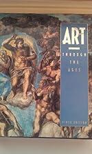Gardner's Art Through the Ages by Helen…