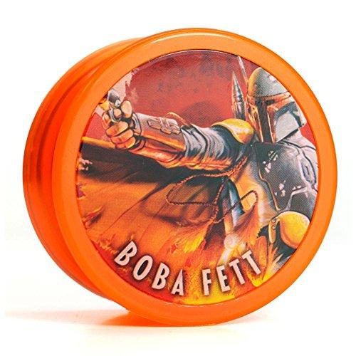Star Wars Boba Fett Yo-Yo
