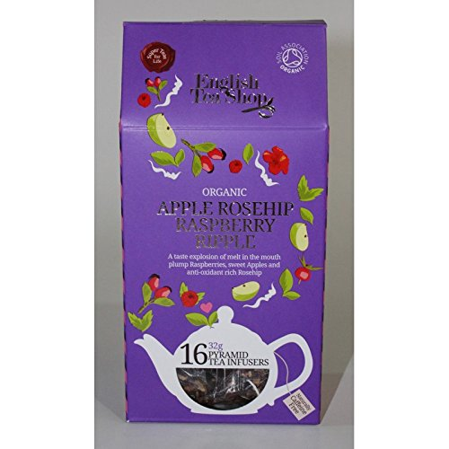 Rosehip Apple Raspberry Tea