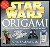 img - for Star Wars Origami: 36 Amazing Paper-folding Projects from a Galaxy Far, Far Away.... book / textbook / text book