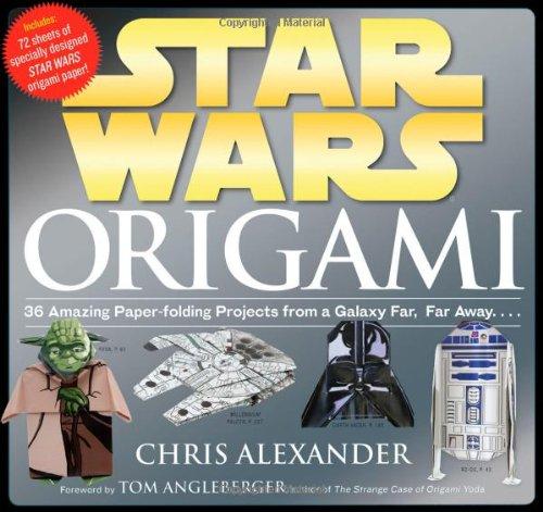 スターウォーズの折り紙を折る! 「Star Wars Origami」