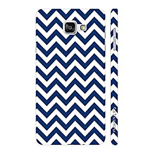 Enthopia Designer Hardshell Case CHEVRON WAVE Back Cover for Samsung Galaxy A7(2016)