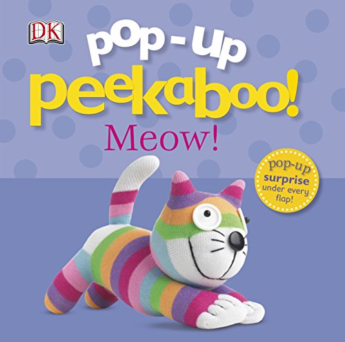 Pop-Up Peekaboo Meow! (Pop Up Book)