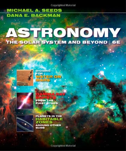 Astronomy: The Solar System And Beyond