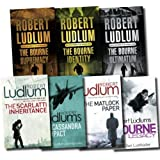 Robert Ludlum The Bourne Trilogy 5 Books Pack Set RRP 34.95 (Collection The ...