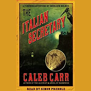 The Italian Secretary Audiobook