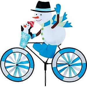Premier Designs Snowman Bike Spinner
