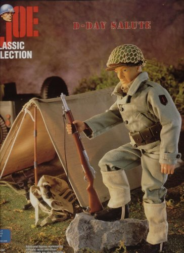 "Buy Low Price Hasbro 12″ GI Joe WWII D-Day Salute First Infantry Division ""Big Red One"" Action Figure (B000K2676Y)"