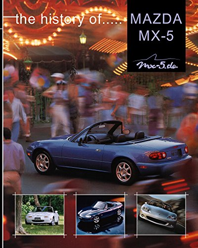 the-history-of-mazda-mx-5-1989-2005-german-edition