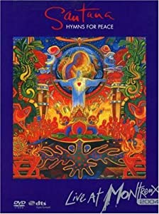 "Cover of ""Santana: Hymns For Peace - Live..."