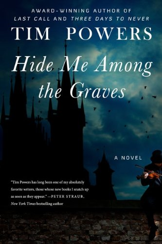 Featured Author of the Month: 'Tim Powers' has a New Novel 'Hide Me Among the Graves'  Coming in March