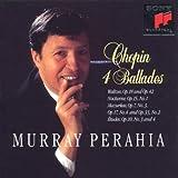 Chopin: 4 Ballades- Waltzes, Op. 18 & 42 / Nocturne, Op. 15, No. 1 / Mazurkas, Op. 7, No. 3 / Op. 17, No. 4 & Op. 33, No. 2 / Etudes, Op. 10, Nos. 3 & 4