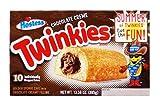 Hostess Chocolate Creme Twinkies (box of 10)