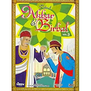 Tales of Akbar and Birbal Vol 3: Animation movie