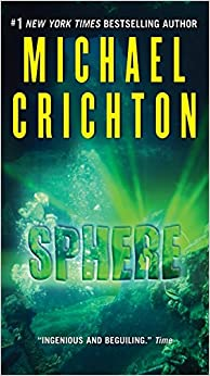an analysis of michael crichtons the sphere Sphere is a novel written by author michael crichton that was published in 1987  the novel  contents 1 plot summary 2 main characters 3 background 4 film  5 reception 6 see also 7 references 8 external links.