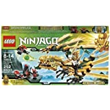 LEGO Ninjago The Golden Dragon Play Set