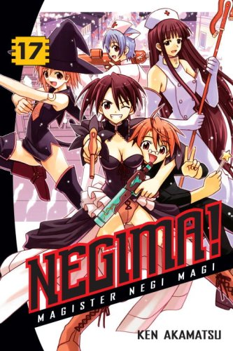 Negima! 17: Magister Negi Magi (Negima!)Ken Akamatsu